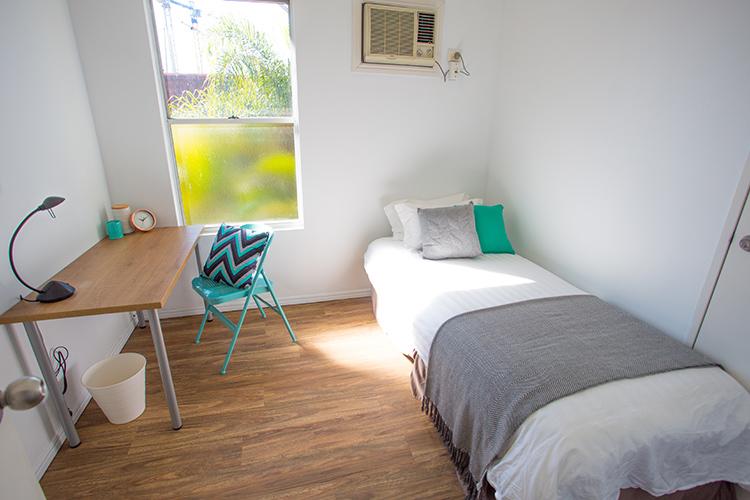 Brisbane Student Apartments Desketing---Hamilton-Student-Accom--Entry-Room