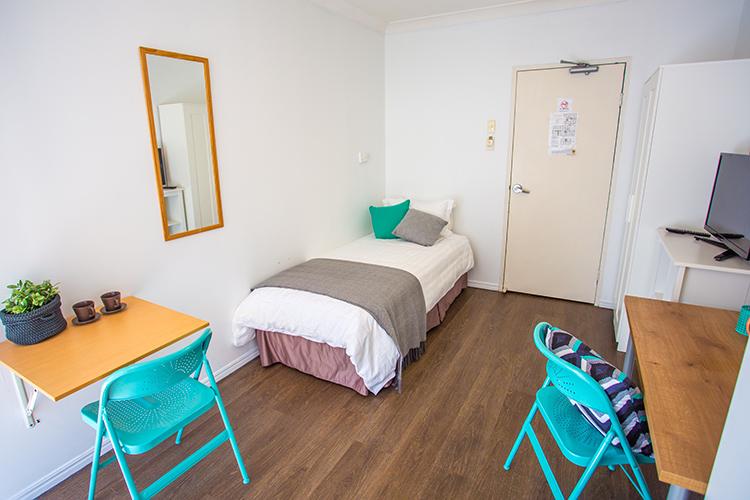 Brisbane Student Apartments Desketing---Hamilton-Student-Accom-Standard1