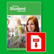 Brisbane Student Apartments Brochur PDF Icon