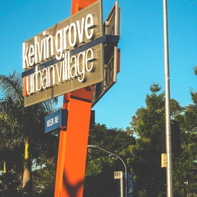 Kelvin Grove Student Accommodation